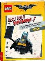 LEGO BATMAN™ – MOVIE – Ich bin Batman™ - Superhelden-Tagebuch