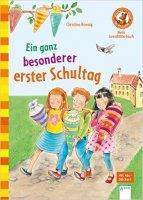 Der Bücherbär- Mein LeseBilderbuch: Ein ganz besonderer erster Schultag