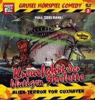 Kreuzfahrt der blutigen Skelette - Alien-Terror vor Cuxhaven
