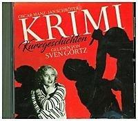 Krimi Kurzgeschichten