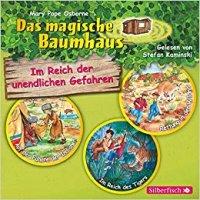 Das magische Baumhaus-Box: Im Reich der unendlichen Gefahren
