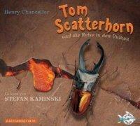Tom Scatterhorn 2 und die Reise in den Vulkan