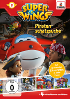 Super Wings DVD 8 Piratenschatzsuche