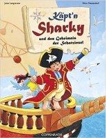 Käpt`n Sharky und die Schatzinsel