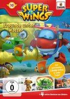 Super Wings DVD 10 Freunde unter Wasser