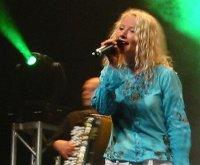 Värttinä auf dem Traumzeit-Festival 2003