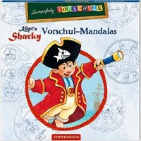 Käpt`n Sharky: Vorschul-Mandalas
