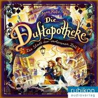 Die Duftapotheke 5 CD - Die Stadt der verlorenen Zeit