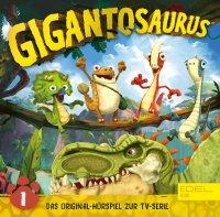 Gigantosaurus CD 1
