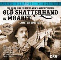 """Old Shatterhand in Moabit (EXTRA: Radio-Feature: """"Meine bösen Jahre"""")"""