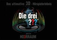 'Die drei ???' mit neuen Soundabenteuern in Deutschlands Planetarien