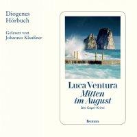 Mitten im August: Der Capri Krimi
