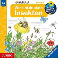 Wir entdecken Insekten