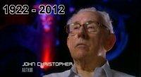 Samuel Youd alias John Christopher ist tot