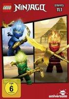 Lego Ninjago DVD11