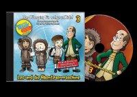 LEO und die Abenteuermaschine - Wir verlosen 3 CDs der 3. Folge