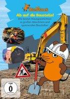 """Die Maus DVD """"Ab auf die Baustelle!"""""""