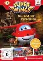 Super Wings DVD 3 Im Land der Pyramiden