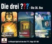 ... und der Schatz der Mönche / Die sieben Tore / Gefährliches Quiz