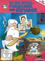 ES WAR EINMAL...Forscher und Erfinder  – DVD Box