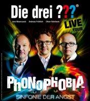 PHONOPHOBIA live: Die drei ??? und die Balance zwischen Neuem und Nostalgie