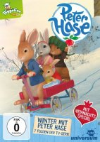 Peter Hase – DVD 8 Winter mit Peter Hase