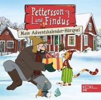 Pettersson und Findus Mein Adventskalender-Hörspiel