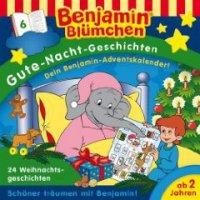 Gute-Nacht-Geschichten 24 Weihnachtsgeschichten