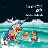 Surfstrand in Gefahr / Das Schienen-Monster / Der Fußball-Roboter