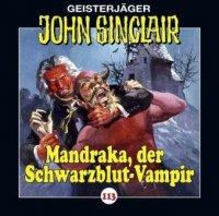 Mandraka, der Schwarzblut-Vampir