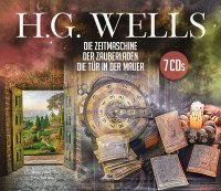 Die Zeitmaschine / Der Zauberladen / Die Tür in der Mauer
