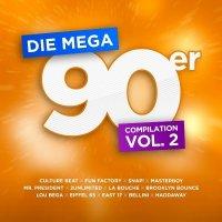 Die Mega 90er Compilation Vol. 2