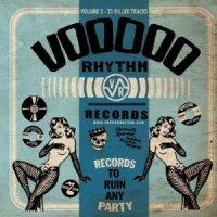 Voodoo Rhythm Compilation Vol. 3