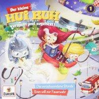 Der kleine Hui Buh Verspukt und zugehext ! CD 1