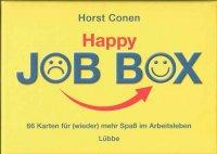 Happy Job Box - 66 Karten für (wieder) mehr Spaß im Arbeitsleben
