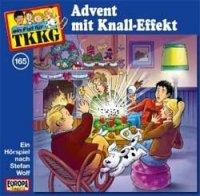 Advent mit Knalleffekt / Das Mädchen mit der Kristallkugel