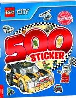 LEGO® CITY™ 500 Sticker Band 2: Rätsel-Stickerbuch