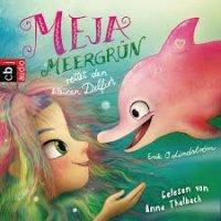 Meja Meergrün rettet den kleinen Delfin