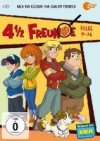 4 1/2 Freunde DVD Folgen 14-26