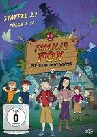 Familie Fox – Die Geheimnishüter Staffel 2.1 und 2.2