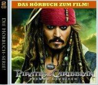 3 x das Hörbuch zum neuen 'Pirates of the Caribbean'-Film FREMDE GEZEITEN zu gewinnen