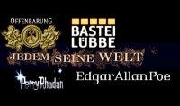 LÜBBE AUDIO stellt Serien ein: E.A. Poe, Perry Rhodan & Offenbarung 23