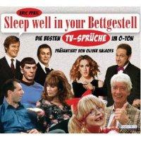 Sleep well in your Bettgestell