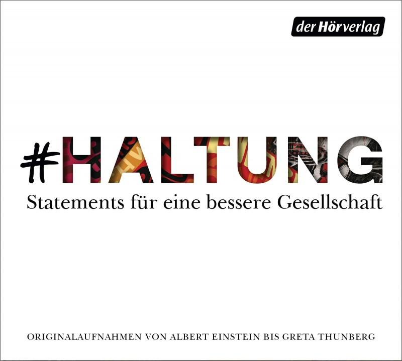 #HALTUNG - Statements für eine bessere Gesellschaft