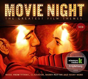 Movie Night – The Greatest Film Themes