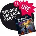 """Record Release Party Folge 166: """"Die drei ??? und die brennende Stadt"""""""