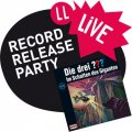 """""""Die drei ???"""" Record Release Party Folge 165"""
