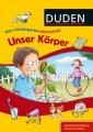 Mein Kindergarten-Wortschatz - Unser Körper