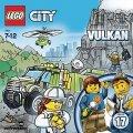 Lego City CD Vulkan - Am feuerspeienden Berg