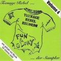 Teenage Rebel ... der Sampler Volume 4